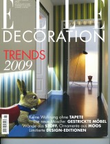 UdA Wallpaper Apartment Elle Decoration n.1_Germania 2009