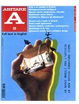 UdA_Casa Bollarino_Abitare n 360_Italia 1997