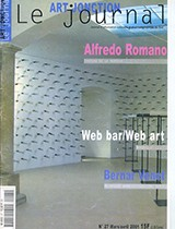 UdA_Casa Maiocco_Art Jonction - Le Journal n 27_Francia_2001