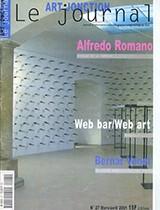 UdA_Casa Maiocco_Art Jonction - Le Journal n 27_Francia_2001