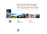 UdA_Giovani Architetti Europei_Italia 2000