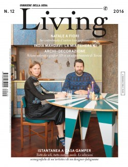 Living Corriere_12-2016_cover
