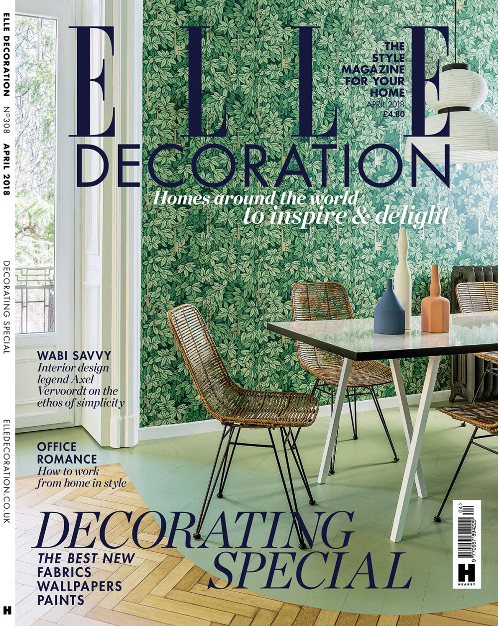 ED UK April Cover